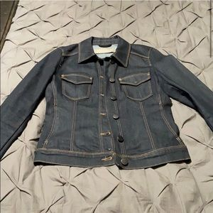 Zara Woman Premium Denim Jacket